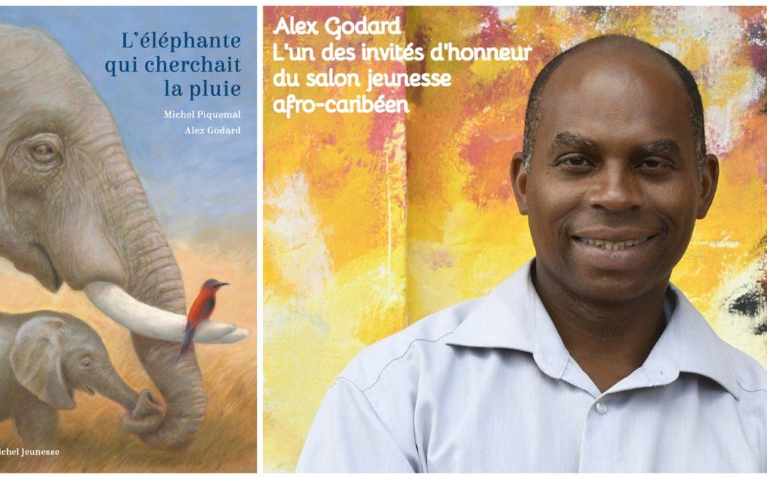 Alex GODARD – INVITÉ D'HONNEUR DU SALON