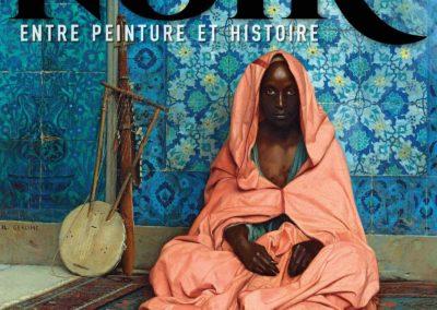 Noir entre peinture et histoire de Naïl VER-NDOYE