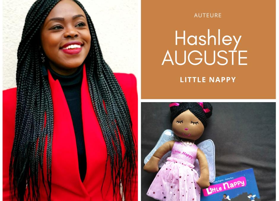 AUTEURE : HASHLEY AUGUSTE